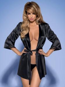 Obsessive_satinia_robe_black