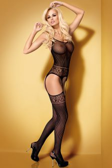 Bodystocking G307 (black)
