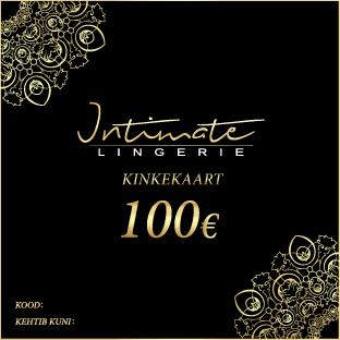 Gift gard 100 eur