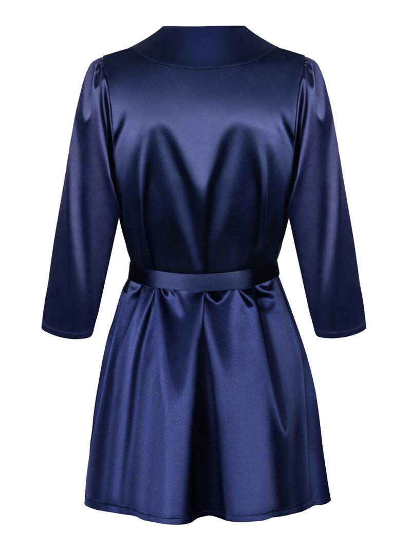 Satinia hommikumantel (sinine)