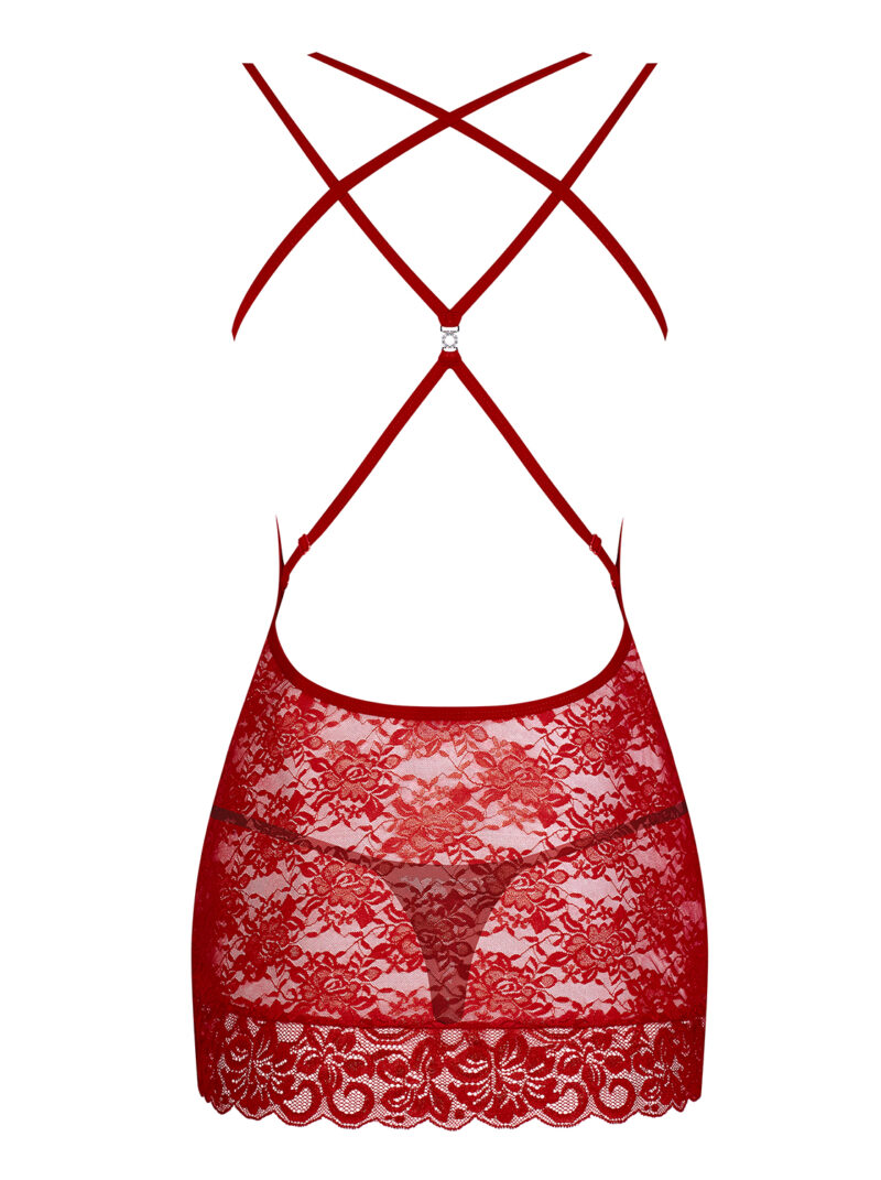 860 chemise (red)
