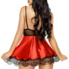 Eve chemise (red)