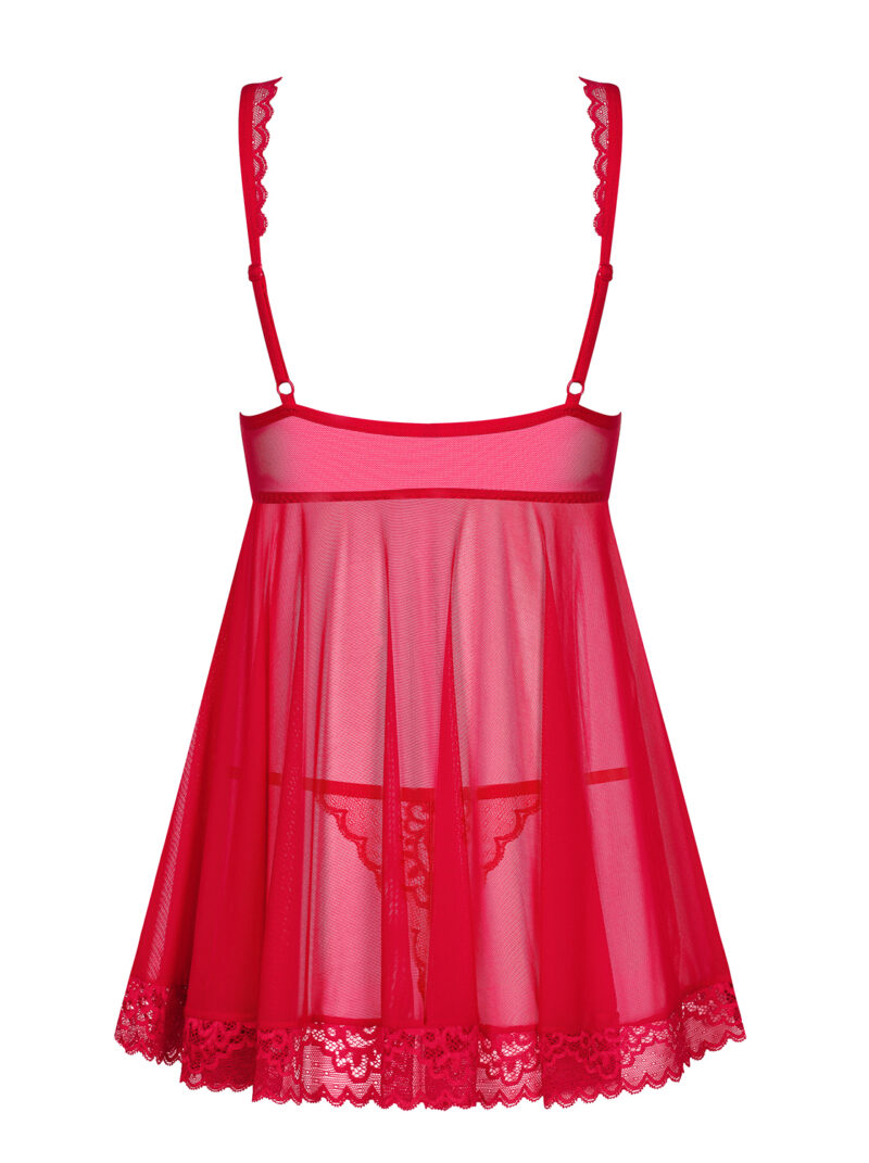 Rougebelle babydoll