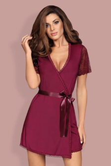 Miamor robe (ruby)