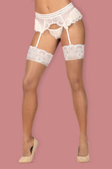 853 stockings (white)